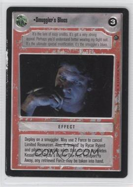 1997 Star Wars Customizable Card Game: Dagobah Expansion Set [Base] #NoN - Smuggler's Blues
