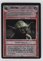Yoda's Hope