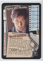 Agent Fox Mulder (Staring at Camera)