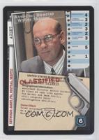 Assistant Director Walter Skinner (Staring Offscreen)
