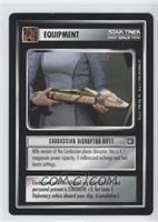 Cardassian Disruptor Rifle