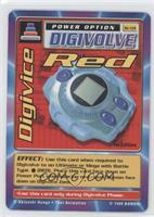 Digivice Red