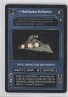 Death Squadron Star Destroyer