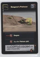 Gasgano's Podracer