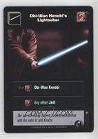 Obi-Wan Kenobi's Lightsaber