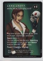 Lara Croft, Archaeologist