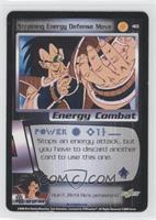 Straining Energy Defense Move