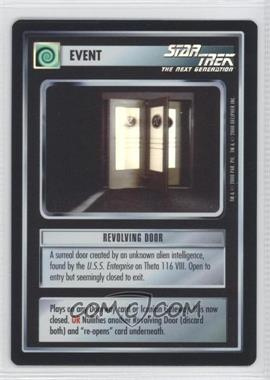 2000 Star Trek Customizable Card Game: Reflections (The First Five Year Mission) - Foil Expansion Set #NoN - Revolving Door