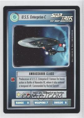 2000 Star Trek Customizable Card Game: Reflections (The First Five Year Mission) Foil Expansion Set #NoN - U.S.S. Enterprise-C