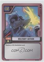 Military Action