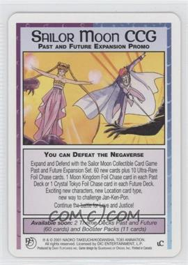 2001 Sailor Moon Collectible Card Game Past and Future Expansion Set #NoN - Sailor Moon CCG Past and Future Expansion Promo