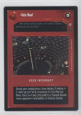 2001 Star Wars Customizable Card Game: Coruscant Expansion Set [Base] #NoN - Vote Now!