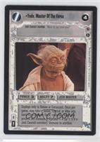 Yoda, Master of the Force