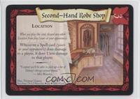 Second-Hand Robe Shop