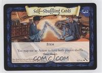 Self-Shuffling Cards