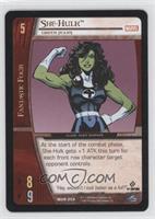 She-Hulk (Green Jeans)