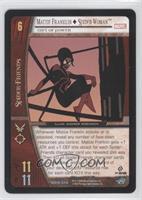 Mattie Franklin - Spider-Woman