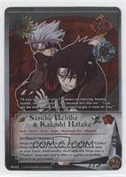 Sasuke Uchiha & Kakashi Hatake
