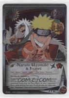 Naruto Uzumaki & Jiraiya