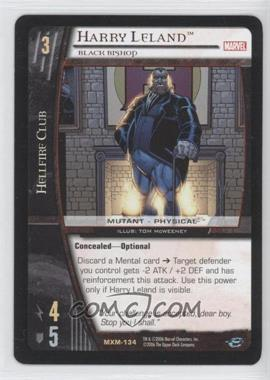 2006 VS System Marvel X-Men Booster Pack [Base] #MXM-134 - Harry Leland