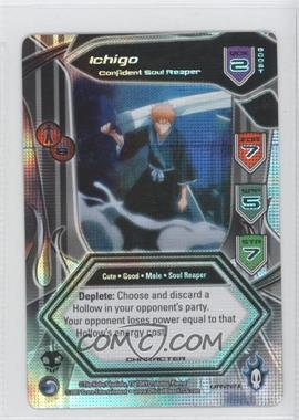 2007 Bleach Trading Card Game - Premiere - Expansion Set [Base] #UR221 - Ichigo