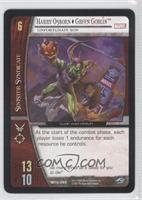 Harry Osborn - Green Goblin
