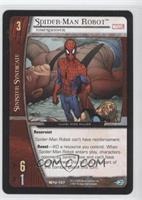 Spider-Man Robot