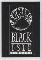Promotional Card - Black Isle Studios