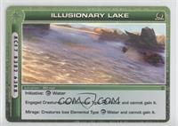 Illusionary Lake