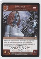Mystique (Mutant Messiah)