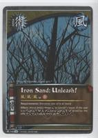 Iron Sand: Unleash!