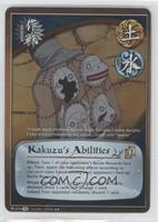 Kazuzu's Abilities