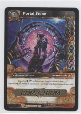 2010 World of Warcraft TCG: Icecrown Loot/Insert Redemptions #2 - Portal Stone