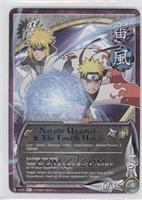 Naruto Uzumaki & The Fourth Hokage