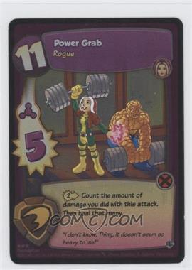 2012 Marvel Superhero Squad - Trading Card Game [Base] #NoN - Power Grab