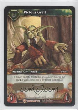 2012 World of Warcraft TCG: Crown of the Heavens Loot/Insert Redemptions #1 - Vicious Grell