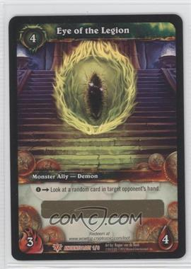 2012 World of Warcraft TCG: Timewalkers - War of the Ancients - Loot/Insert Redemptions #N/A - Eye of the Legion