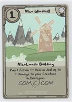 Nice Windmill