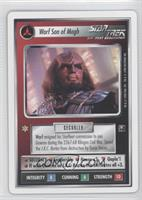 Worf Son of Mogh