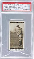 Harry Vardon [PSA 4]