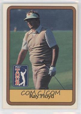 1981 Donruss Golf Stars - [Base] #10 - Ray Floyd