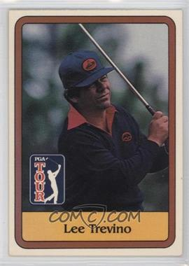 1981 Donruss Golf Stars - [Base] #2 - Lee Trevino