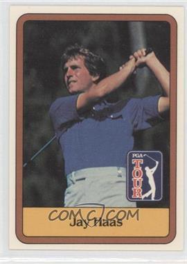 1981 Donruss Golf Stars - [Base] #35 - Jay Haas
