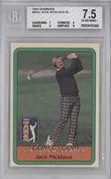 Jack Nicklaus Statistical Leader [BVG 7.5]