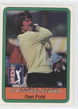 1981 Donruss Golf Stars - [Base] #NoN - Dan Pohl