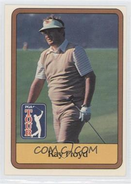1981 Donruss Golf Stars #10 - Ray Floyd