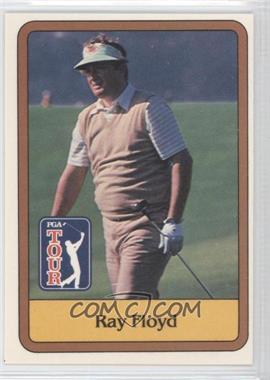 1981 Donruss Golf Stars #10 - Ray Floyd