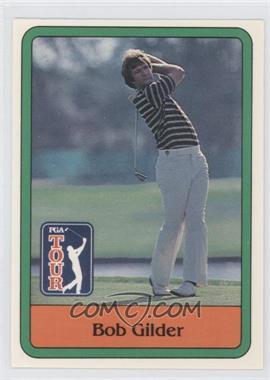 1981 Donruss Golf Stars #19 - Bob Gilder