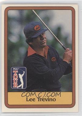1981 Donruss Golf Stars #2 - Lee Trevino