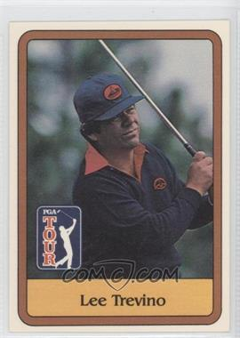 1981 Donruss Golf Stars #2 - Lee Trevino